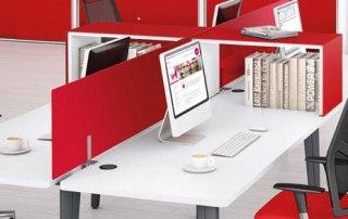 Poste de travail et mobiliers de bureau adaptés à l'utilisateur