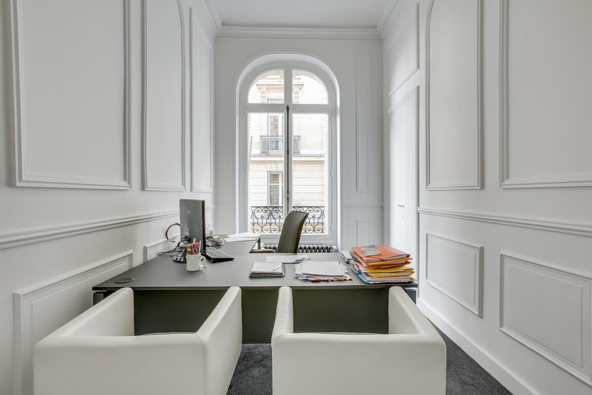 Bureau | Rénovation des bureaux pour un cabinet d'avocats