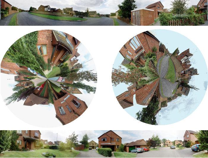 Circular Panoramas