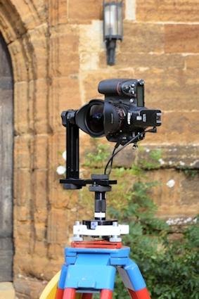 Nikon D300 + 8mm Fisheye Lens