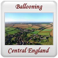 Ballooning over Northamptonshire