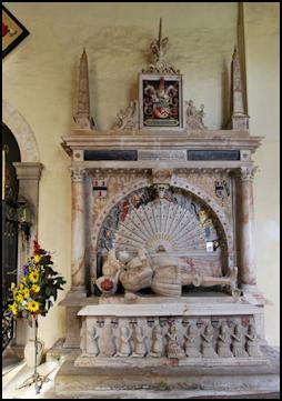 Memorial to Sir George Fermor