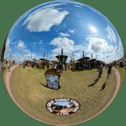 The Great Dorset Steam Fair – 2017 - Showman Engines
