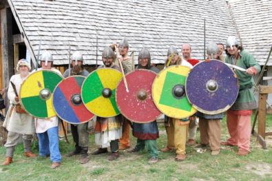 Viking Longhouse 11