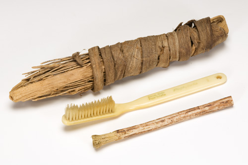 Some toothbrushes over the years.