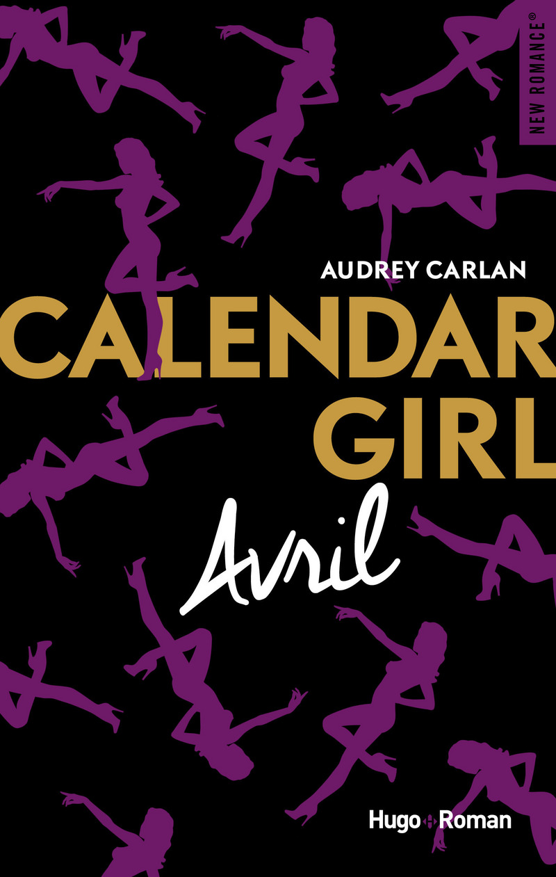 Calendar Girl – Avril by Audrey Carlan
