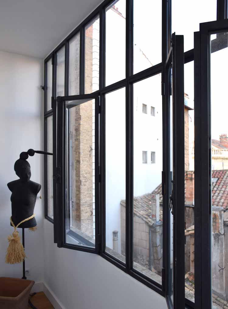 Verrière style atelier - Avignon (84)
