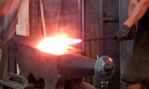 martelage - hugo ferronnerie