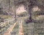 """<h5>Clove Road</h5><p>Watercolor on paper, 52"""" x 65"""" (132 x 165cm)</p>"""