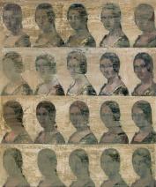 """<h5>Da Vinci Collection</h5><p>Oil on Canvas. 62"""" x 53"""" (157.5 x 134.5cm)</p>"""