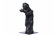 "<h5>Theseus with candle</h5><p>bronze, 17 ¾"" x 9"" x 8¼"" (45 x 23 x 21cm)																																		</p>"