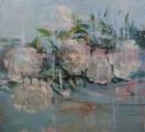 """<h5>Anniversary no. 7</h5><p>Oil on canvas, 65"""" x 72"""" (165 x 183cm)</p>"""
