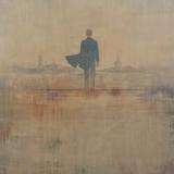"""<h5>Venice</h5><p>Acrylic on canvas, 48 x 48"""" (122 x 122cm)</p>"""