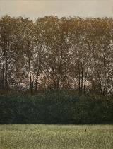 """<h5>Automne</h5><p>Oil on canvas, 63"""" x 43"""" (160 x 110cm)</p>"""