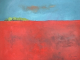 """<h5>Bloody Field</h5><p>Oil on canvas, 35"""" x 45½"""" (89 x 116cm)</p>"""