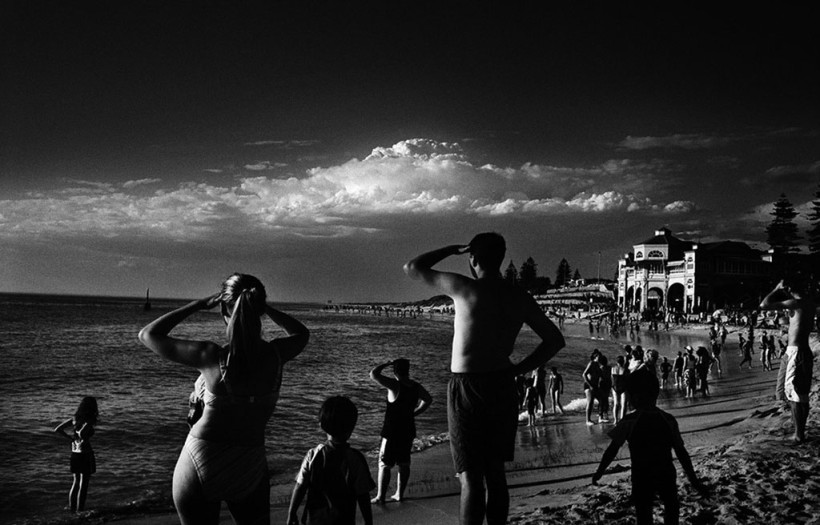 Trent Parke Hugo Michell Gallery Adelaide South Australia