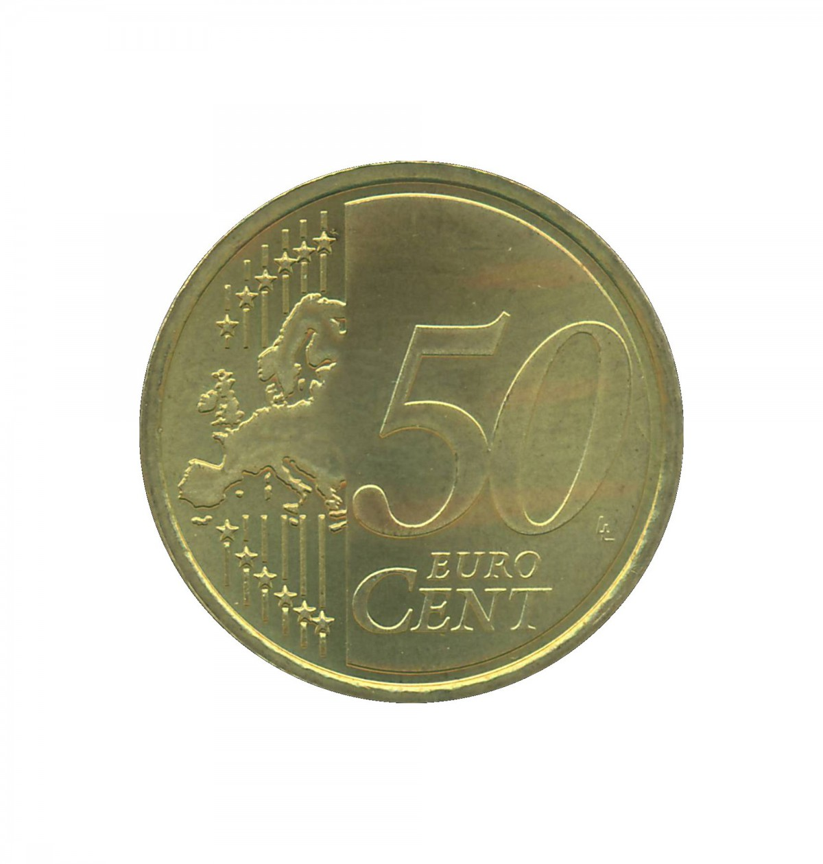 Euro 50c Coins