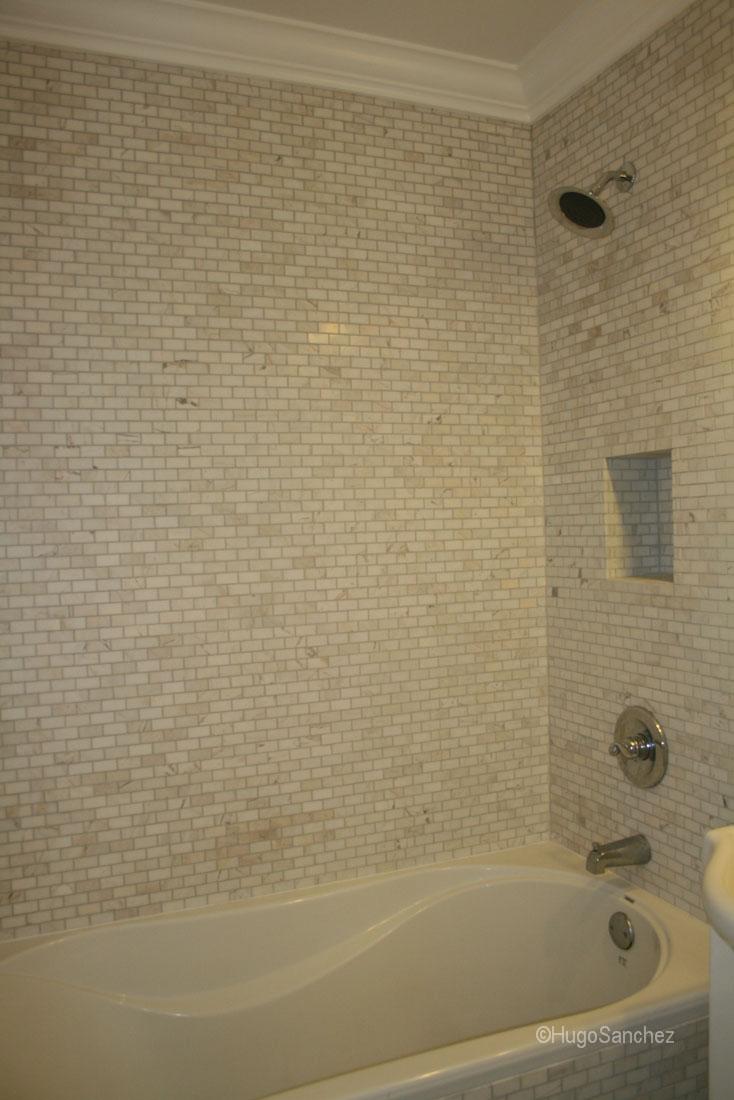 Brick Mosaic Cramiques Hugo Sanchez Inc
