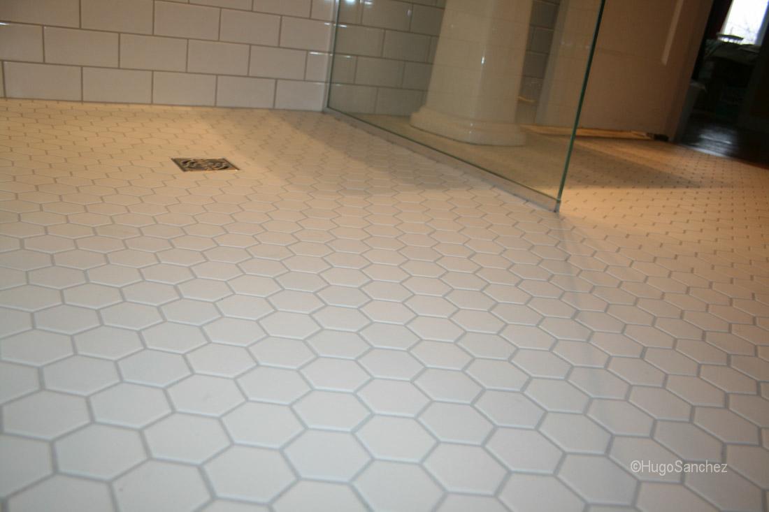 Hexagonal Mosaic Cramiques Hugo Sanchez Inc