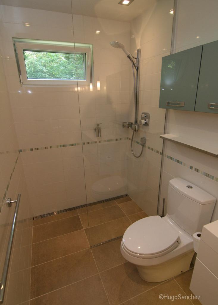 Curbless Shower C 233 Ramiques Hugo Sanchez