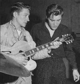 scotty y elvis