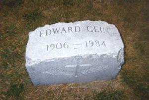 tumba de gein