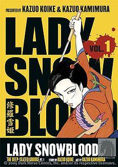 230px-Lady_Snow_Blood_vol_1_comic