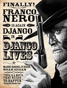 django lives postcard