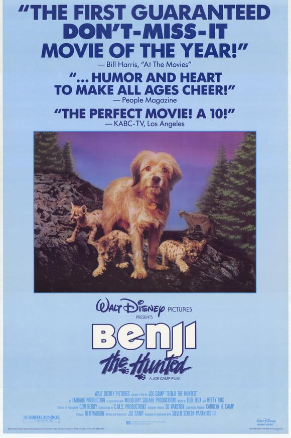 1987-benji-the-hunted-poster1