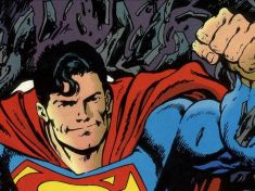 Superman byrne