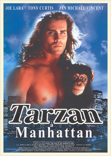 Tarzan-in-Manhattan