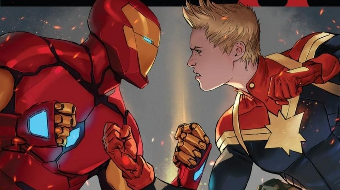 Civil-War-II-Marvel-portada