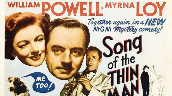 Poster - Song of the Thin Man_02-001