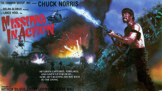 MISSING ACTION