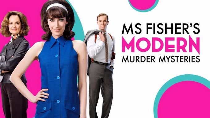 MISS FISHER MODERN