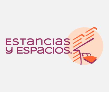 Logotipo Estancias y Espacios