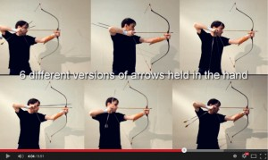 Lars Andersen: a new level of archery
