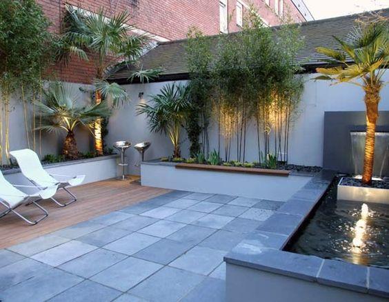 Onderhoudsvriendelijke tuin on Backyard:uuezyx-Hy-8= Landscape Design  id=37224