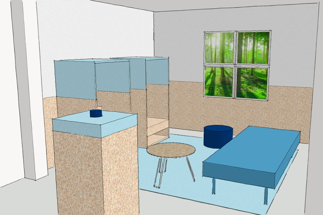 HUISnummer5 Den Haag | interieuradvies, interieurontwerp, bouwbegeleiding, styling en design. Kantoor Lab55.