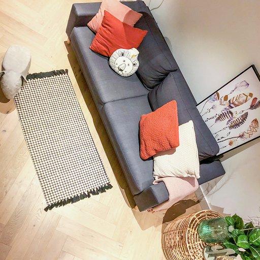 gedeeltelijke meubelverhuur Haarlem