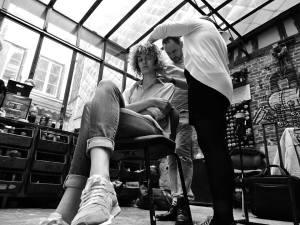 coiffeur salon