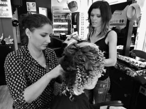 salon coiffure rouen coiffeuse