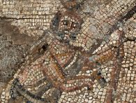 Remains of ancient synagogue with unique mosaic floor found in Galilee