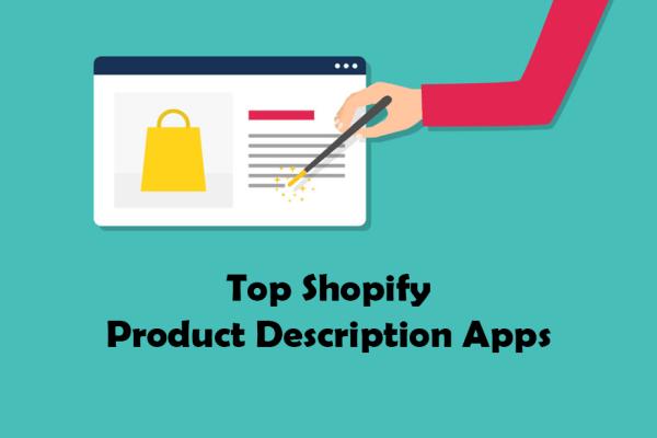 Top Shopify Product Description Apps