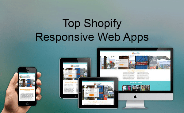 Top Shopify Responsive Web Apps
