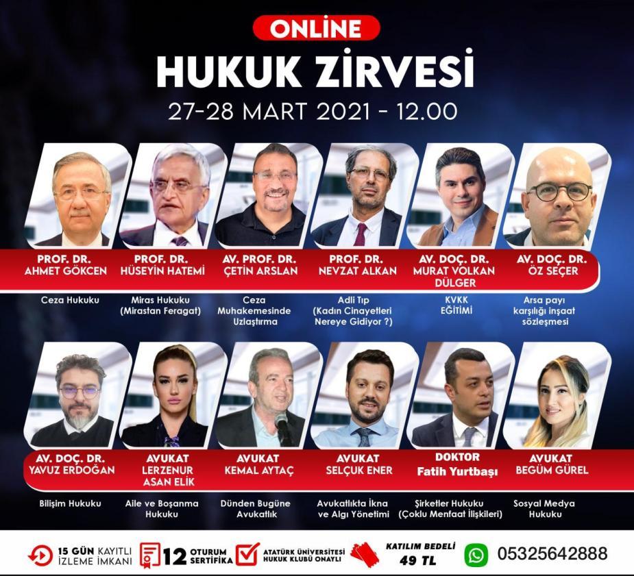 Hukuk Zirvesi