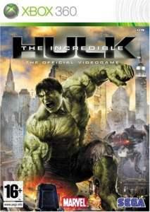 incroyable hulk xbox 360
