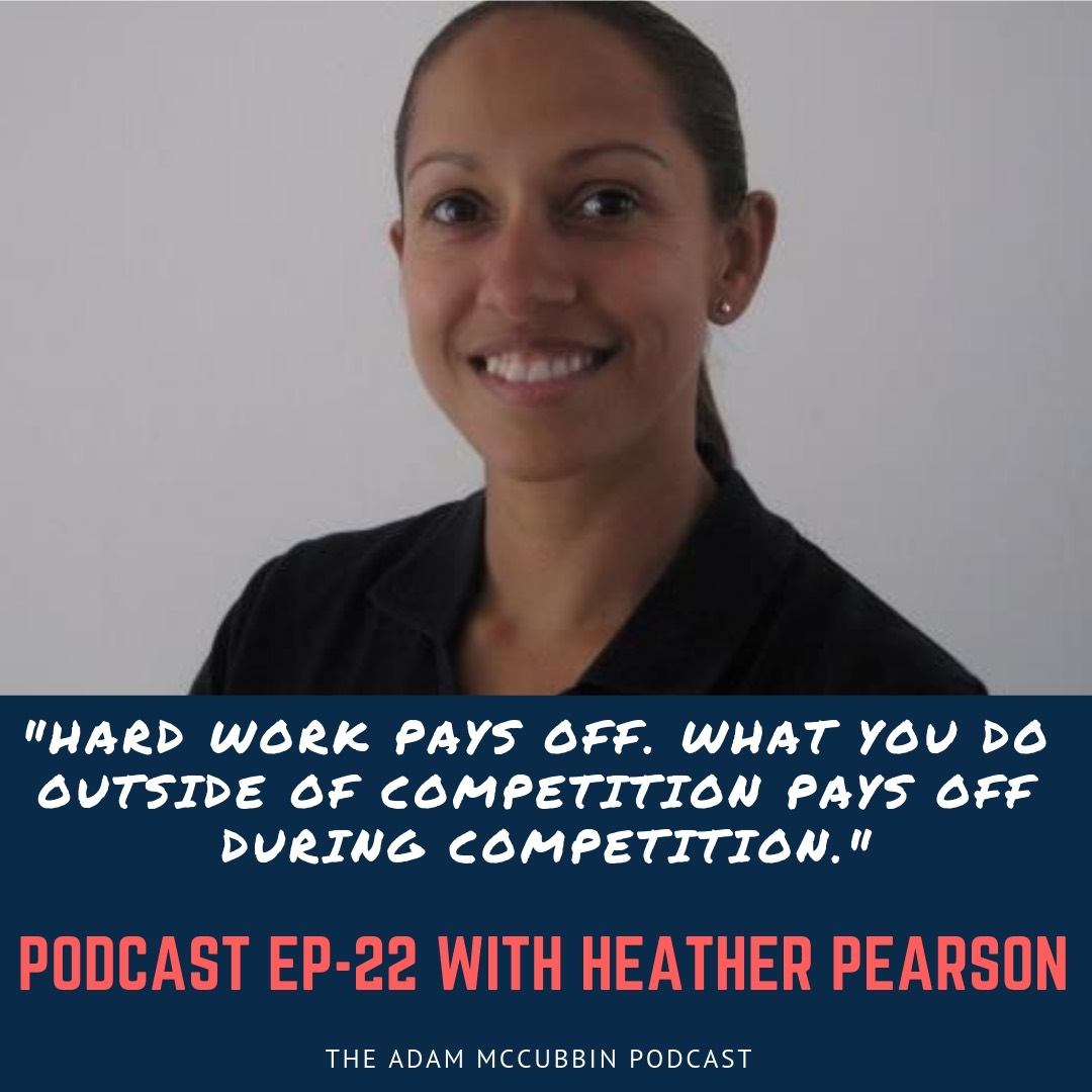 Heather Pearson podcast