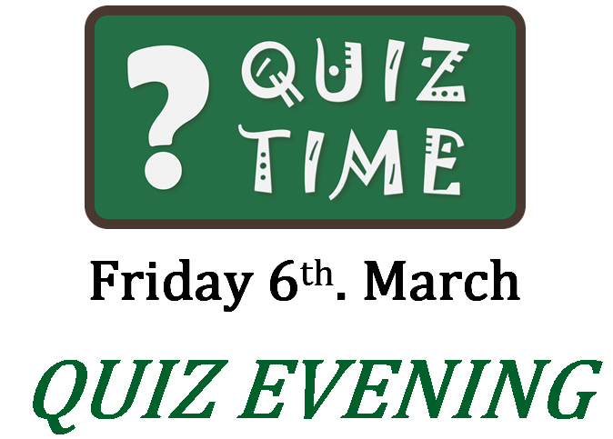 Hulland Quiz Night