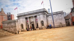 The Ferens Art Gallery in Hull.